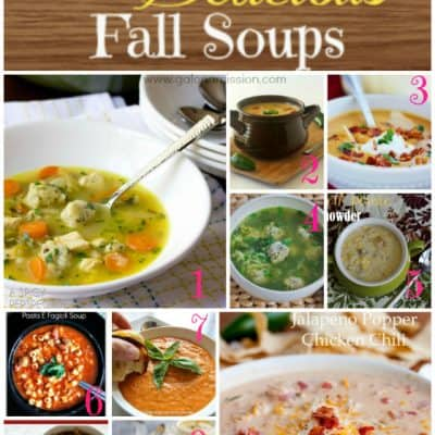22 Delicious Fall Soups