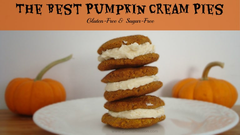 The Best Pumpkin Cream PIes