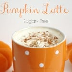 Pumpkin Latte {Sugar-Free}