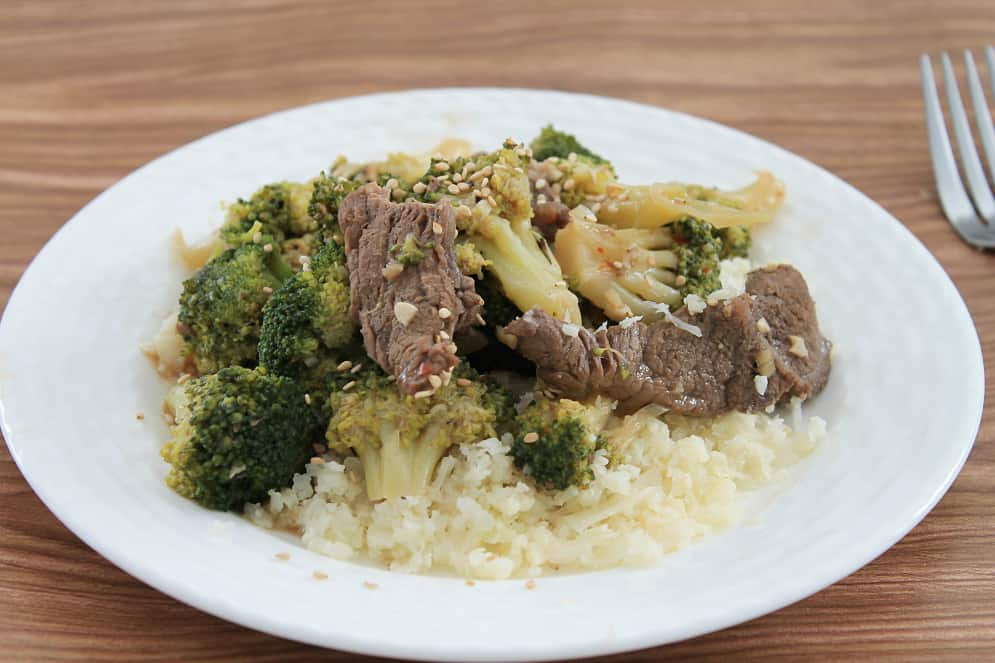 Beef and Broccoli #Chinsee #Lowcarb #Sugarfree #Glutenfree #Healthy #yummy