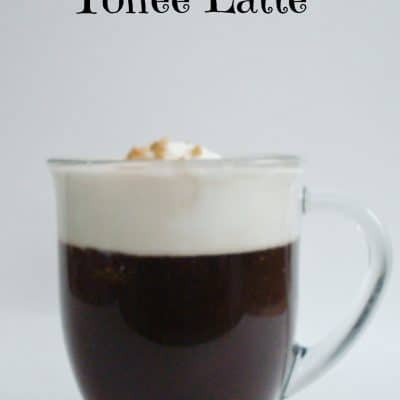Dr. Pepper Toffee Latte #Warm #Soda #Yummy #Drink #Latte