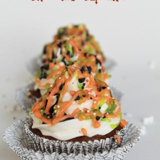 Ultimate Halloween Cupcakes