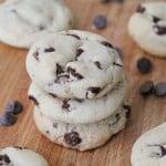 Chocolate Chip Cookies #10DaysofCookies