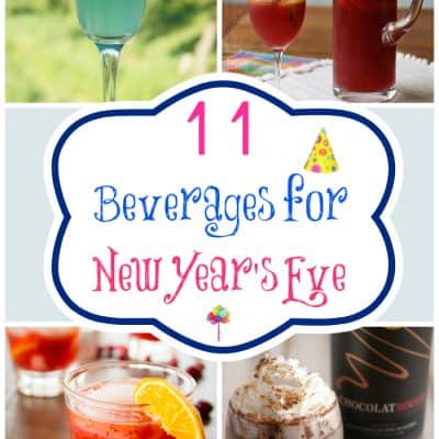 11 Beverages for New Year's Eve