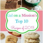 My Top 10 Recipes of 2013