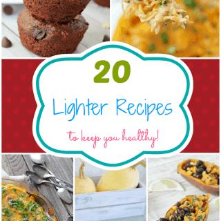 20 Lighter Recipes