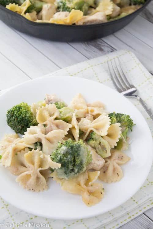 chicken pasta recipes