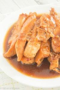 Honey, Soy, and Garlic Chicken