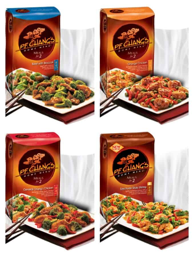 P.F. Chang's Meals for 2