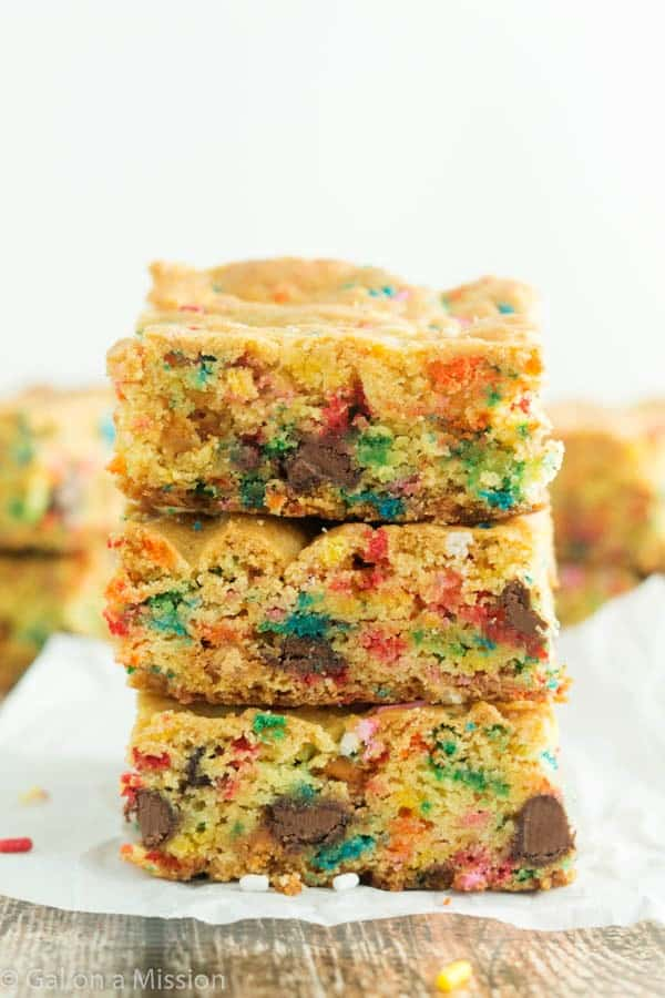 Bar Cookie Recipe From Cake Mix
