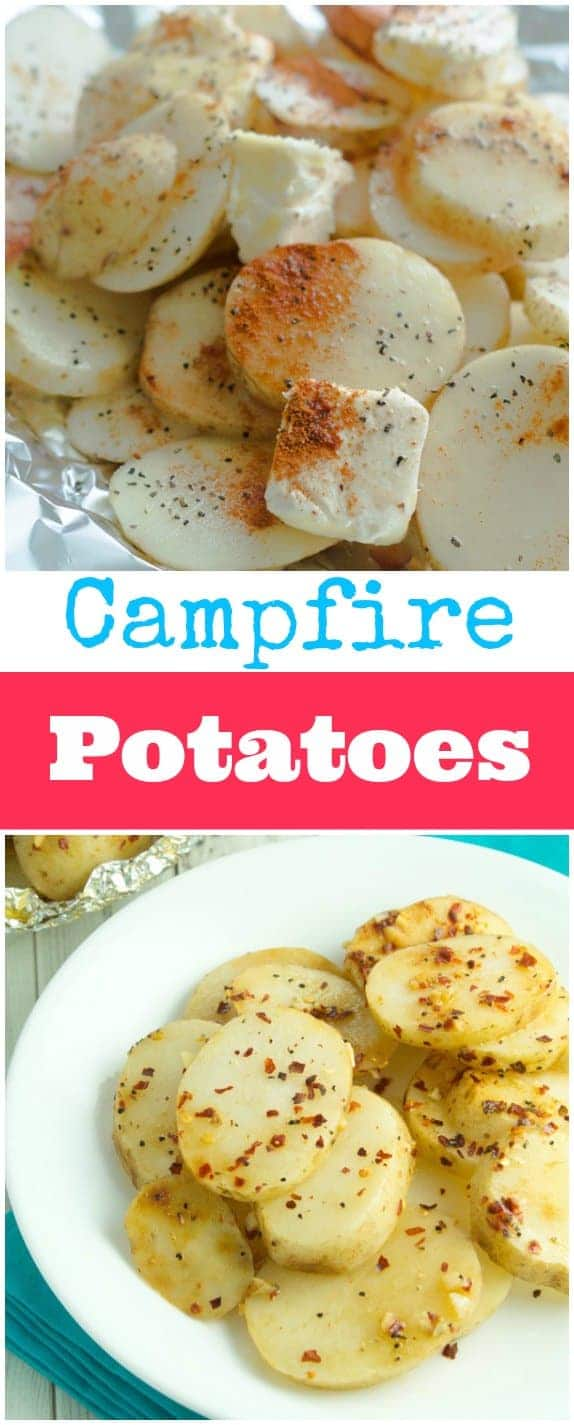 Campfire Potatoes - You'll enjoy them all summer long!