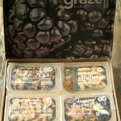 Snacking Reinvented with Graze