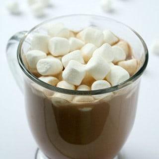 Our Favorite Hot Chocolate + Keurig 2.0
