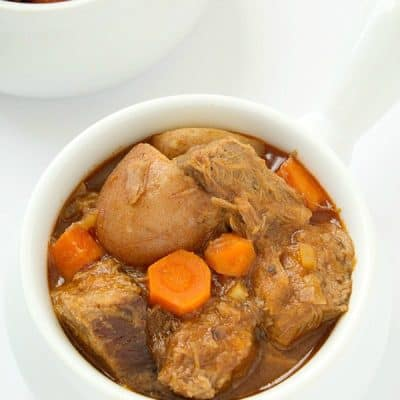 Barbecue Beef Stew Recipe