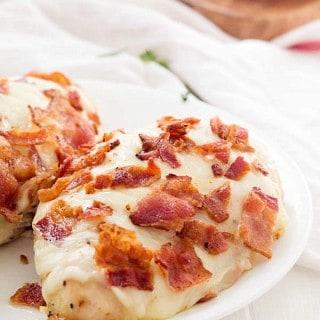 Cheesy Bacon Chicken Breasts