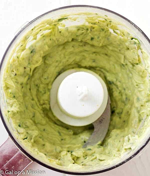 Creamy Avocado Dip Recipe - A fun and unique spin on your traditional ...