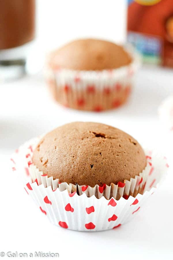 Dairy-Free Chocolate Muffins Recipe - If you are a fan of muffin recipes, you are going to love these! Perfect muffins for kids and adults! Moist and tender with the perfect chocolate flavor.