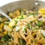 One-Pot Summer Vegetable Pasta