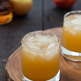 Apple pie on the Rocks