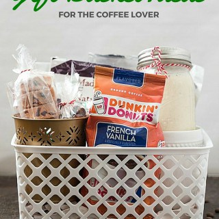 Gift Basket Ideas for the Coffee Lover