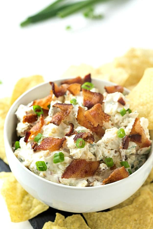 Ultra easy cream cheese dip recipes
