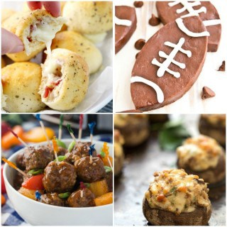 20 Mind-Blowing Game Day Recipes to Make