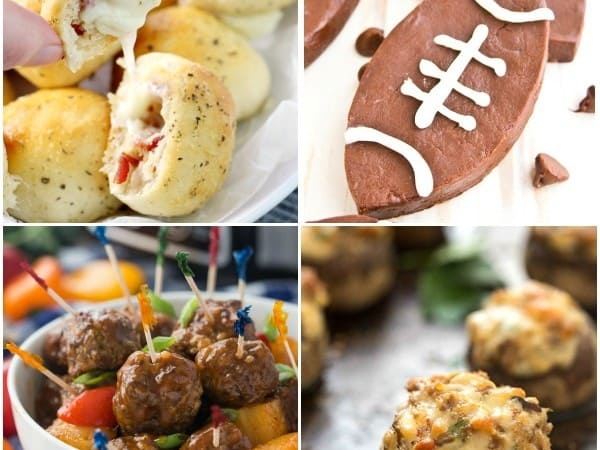 20 Mind-Blowing Game Day Recipes to Make - Whether you're in it for the food or the game these game day recipes will surely get your taste buds dancing and cheering! Hosting a Super Bowl party? These are the perfect recipes!