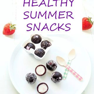 Healthy Summer Snacks - Who doesn't love a delicious summer snack? Here are the top 10 healthy summer snacks everyone loves! These snacks are perfect for adults or kids. There are so many to choose from!