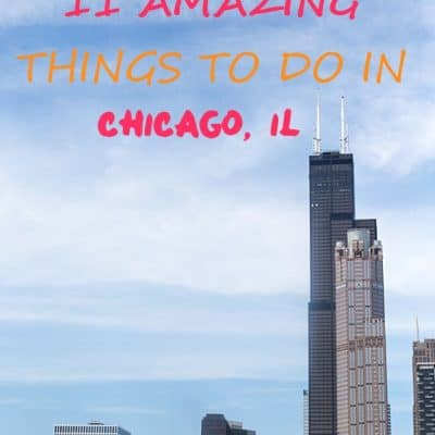 11 Amazing Things to do in Chicago, IL