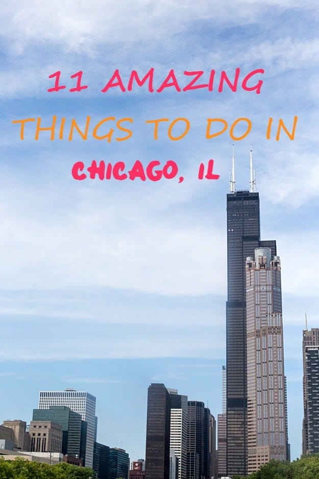 11 amazing things to do in chicago il gal on a mission for Where to stay in chicago