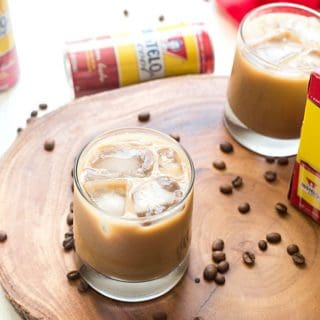 Refreshing Summer Coffee Beverage