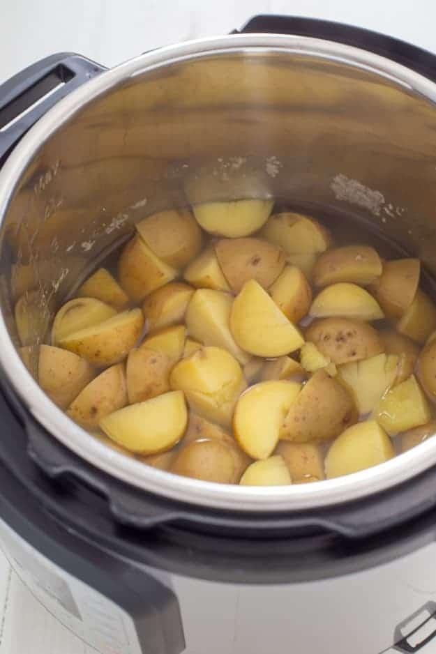 creamy mashed potatoes