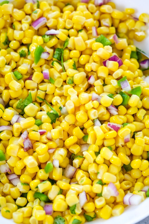chipotle corn salsa recipe