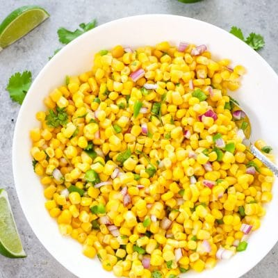 chipotle corn salsa